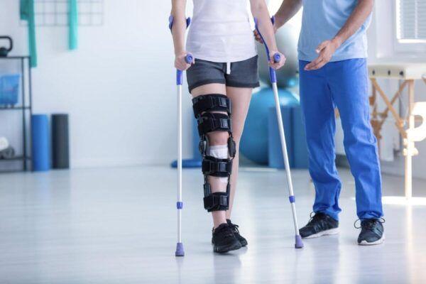 Fisioterapia tras un accidentes de tráfico